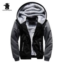Designer Winter Men S Hoodies Autumn Fashion EUR Size Hooded Fleece Casual Sweatshirts Men Thick Sportwear