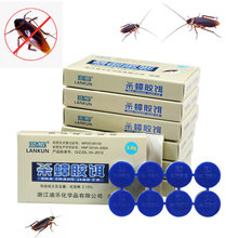 Effective Cockroach Gel Baits Cockroach Killer Strength Drugs Pest Control Cockroach Repellent Infection Killing Eradicate