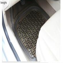 коврики для авто автомобильные коврики Универсальный для всех автомобилей коврики анти-грязный Коврик Carpet тире мат крышка автомобиля protective Pad Drive copilot стороне пол коврик
