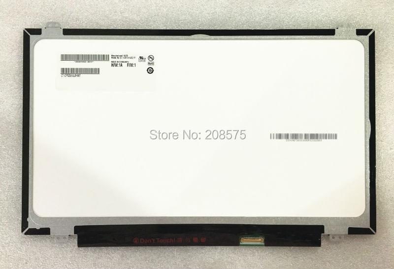 Free shipping B140HAN02.0 B140HAN02.1 B140HAN01.2 14 slim IPS EDP 1920*1080 30pins LCD screen nt125whm n42 fit b125xtn01 0 12 5led lcd screen edp 30pins 2 special screw hole