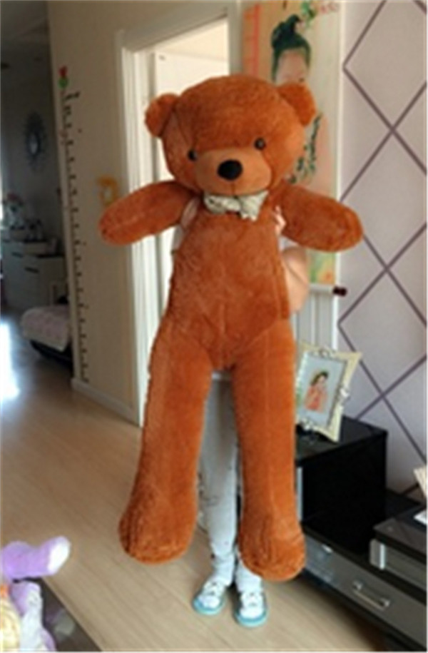 Fancytrader гигантский Мишка 4 цвета доступны 78 дюймов(200 см) FT90056