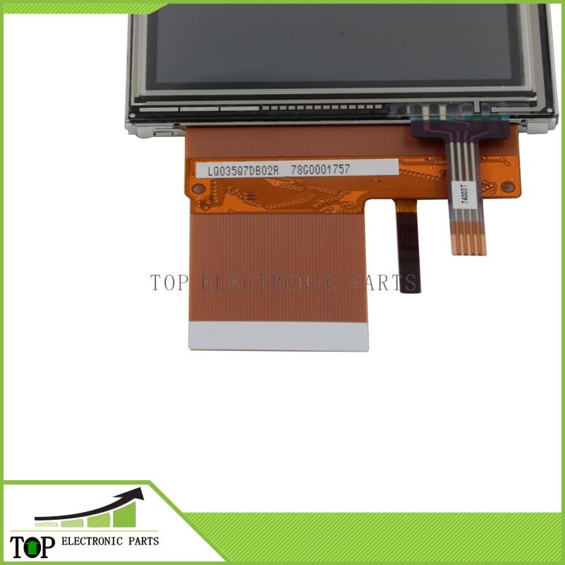 3.5 original new A+ grade LQ035Q7DB05 LQ035Q7DB05R LCD screen display with touch screen digitizer