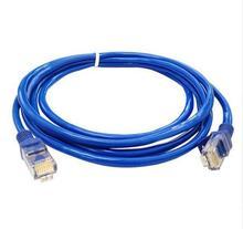 CARPRIE синий Интернет LAN CAT5e сетевой кабель для компьютера модем маршрутизатор.