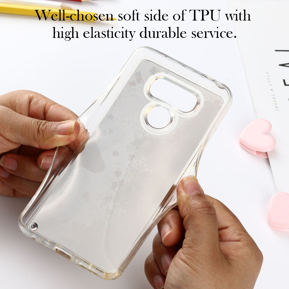 Glitter Liquid Silicone Cases for Samsung Galaxy S7 Case Soft TPU Coque for G930F G930FD G930W8 G930 G9300 Cover Phone Fundas in Fitted Cases from Cellphones Telecommunications