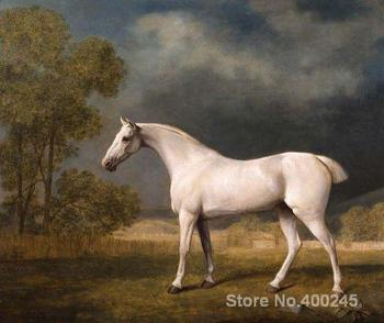 Landscapes canvas art Recording the Horse by George Stubbs paintings For sale Home Decor Hand painted High quality