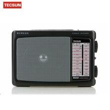 Oryginalny TECSUN MS-200 przenośny MW / SW Radio FM o wysokiej czułości Radio dwuzakresowe odbiornik niski poziom hałasu głośniki's postawy polityczne w Degen