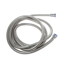 3m Stainless Steel Flexible Shower Hose Bathroom Water Heater Hose Replace Pipe LS'D Tool