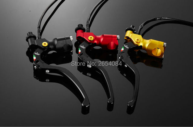 Motorcycle Parts Clutch Brake Technology Of Cnc Multicolor For