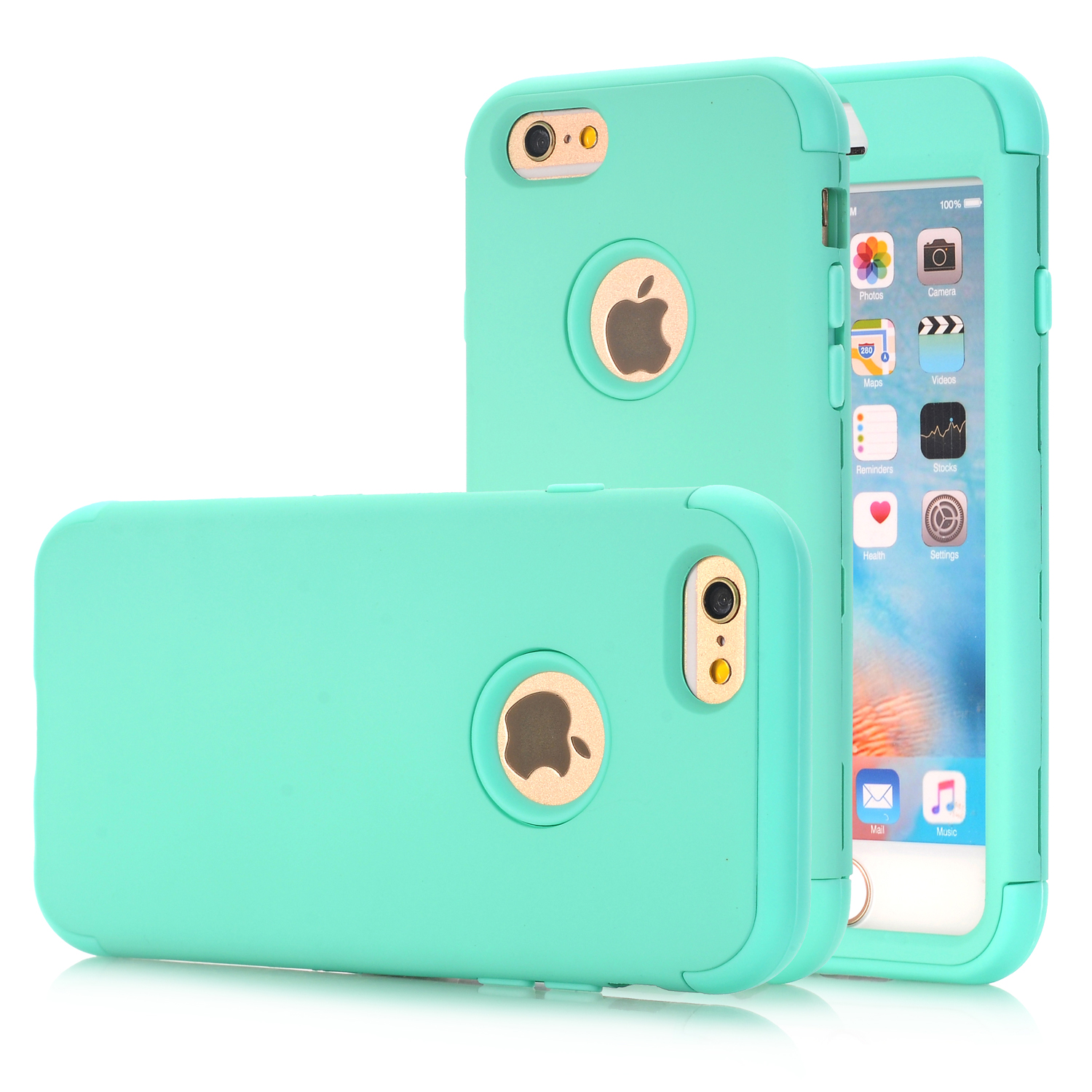 41204100f1 WeFor Case Cover For Apple iPhone 6 6S 4.7