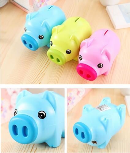 Cartoon Piggy Bank Saving Plastic Piggy Bank Cute Couple Gift Ideas
