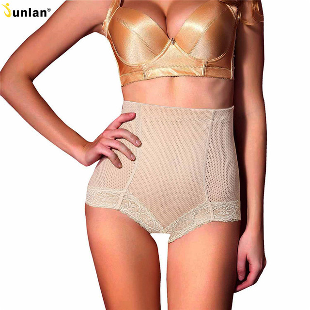 3212b49dd80d6 Women High Waist Butt Lifter Slimmer Waist Shaper Enhancer Briefs Booty  Lifter With Tummy Control Panties Underwear Body Shaper