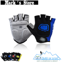 Summer outdoor cycling half font b gloves b font bicycle breathable font b glove b font