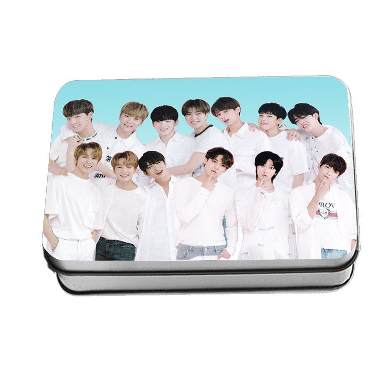 Jewelry Findings & Components Learned 2019 Korean Kpop Seventeen Caratland Polaroid Lomo Photo Card S.coups Woozi Seungkwan Photocard 40pcs/set New High Safety Beads & Jewelry Making