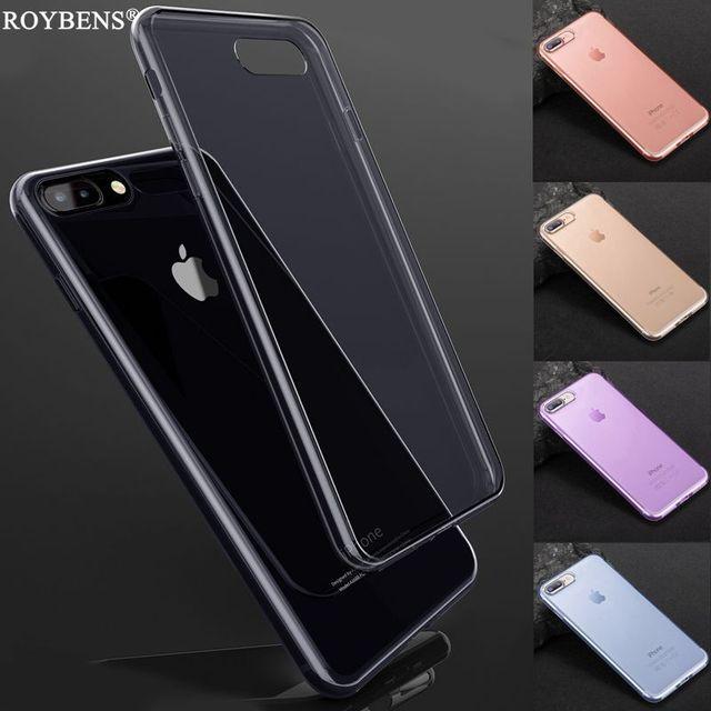 iphone 8 plus soft silicone case