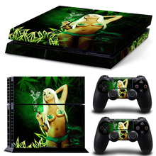High Quality Stickers For PS4 Console Skins For Sony Playstation 4 Protective Skins