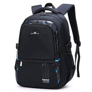 Waterproof school Backpack Chi