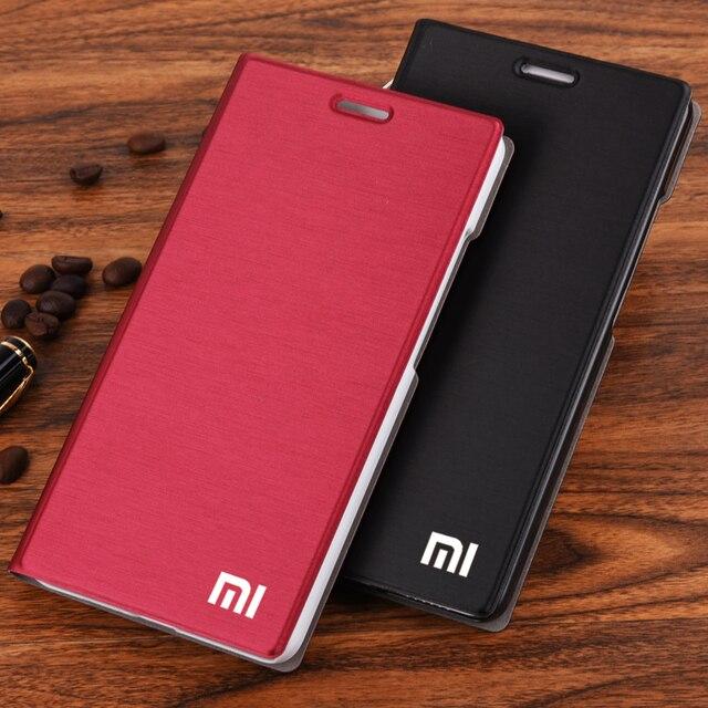 Funda de teléfono para Xiaomi Redmi Note 3 Pro, billetera de Estilo Delgado de lujo, Funda de cuero con tapa de PU Vintage para Xiaomi Redmi Note 4 5 Note 5a 7