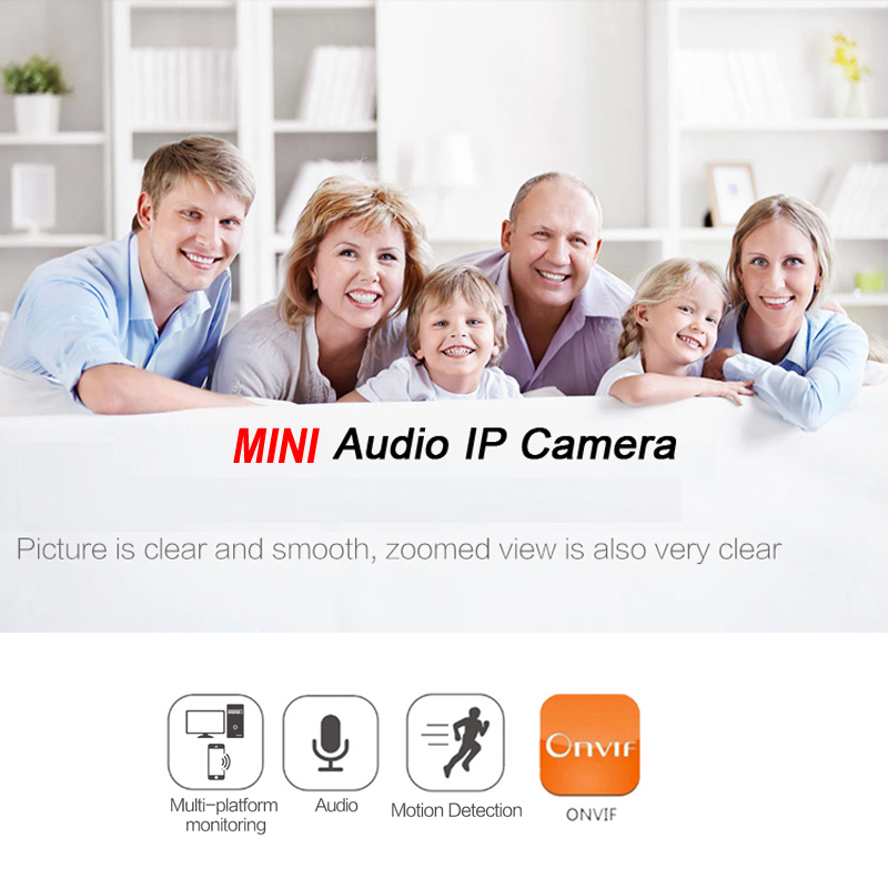 Image 2 - Wifi Camera Ip 1080P 960P 720P HD Cctv Security Wireless Ipcam Infrared Video Audio Surveillance Outdoor Waterproof Home CameraSurveillance Cameras   -