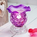5 Color Electric Aromatherapy Lamp Glass Essential Oil Burner Diffuser Aroma Fragrance Lamps Air Purification