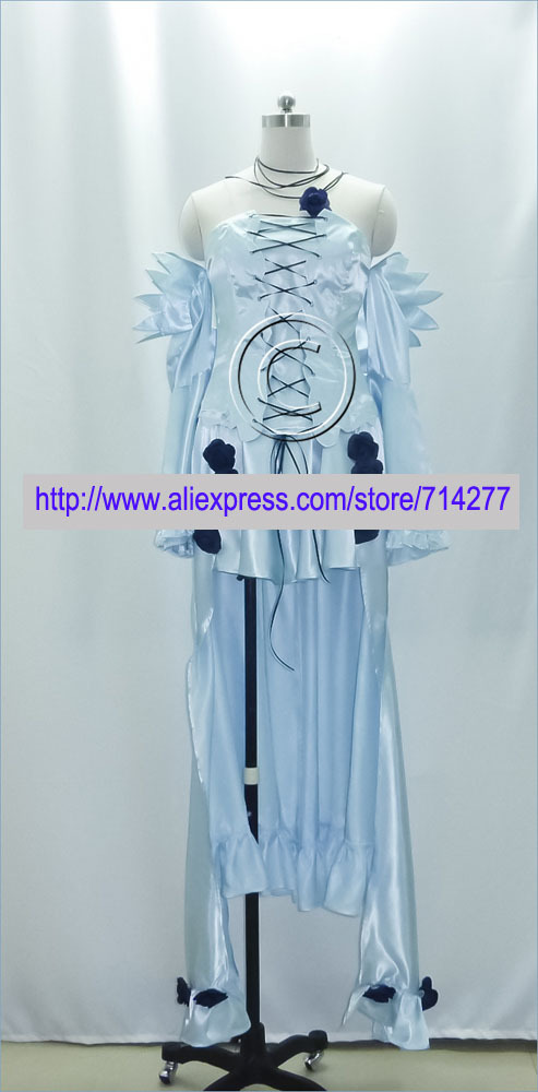 Free shipping Custom Cheap Pandora Hearts Will of the <font><b>Abyss</b></font> Alice Cosplay Costume Anime clothing