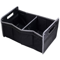 1Pcs Car Accessories Styling Trunk Box Stowing Tidying For VW Polo Golf 3 4 5 6 7 Jetta MK3 MK4 MK5 MK6 MK7 Touareg Tiguan Eos
