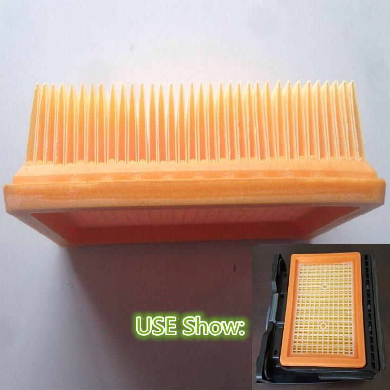1 piece HEPA filter Vacuum Cleaner Parts filter for karcher mv4 MV5 MV6