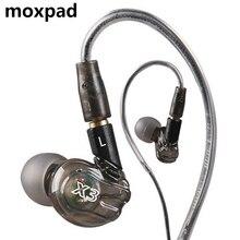 Moxpad X3 Hifi Ruído Baixo Cancelamento em fones de ouvido Fones De Ouvido Microfone Telefones Fone De Ouvido fone de Ouvido Fones de Ouvido para iPhone Samsung Xiaomi