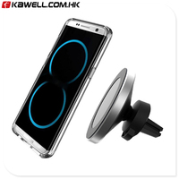 360 Degree Rotation Wireless Car Charger For Mobile phone