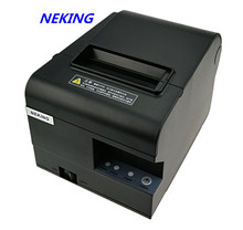 wholesale brand new High quality High speed printer 80mm receipt Small ticket POS printer automatic cutting printing