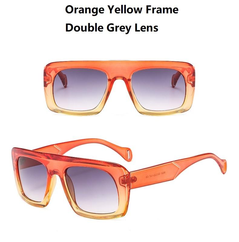 Orange Yellow Grey