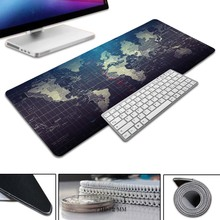 Fashion seller Old World Map Mouse Pad 2017 New Large Pad to Mouse Notbook Computer Mousepad Gaming Mouse Mats to Mouse Gamer
