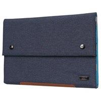 BUBM Air Laptop Bag 13 Good Design Waterproof 3 Stage Bag Blue