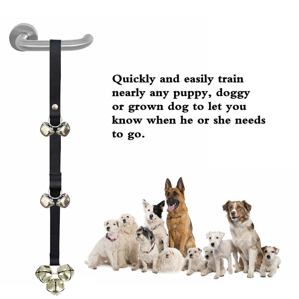 Dog Doorbells Premium Quality Training Potty Great Adjustable Dog