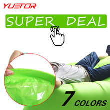 Yuetor hangout lounger laybag lazy sofa inflatable sleep fast camping air