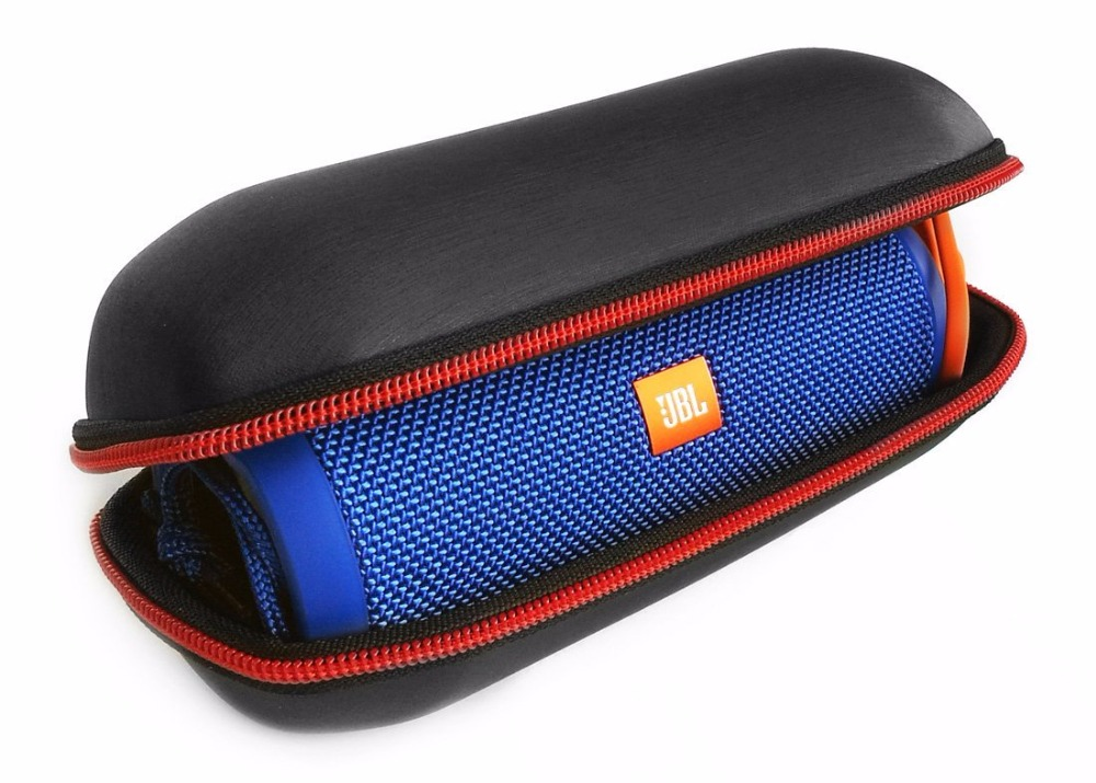 Bluetooth Speaker Case Best Portable Hard Carry Bag Box Protective Cover Case Headphone Case For JBL Flip 3 or JBL Flip 4