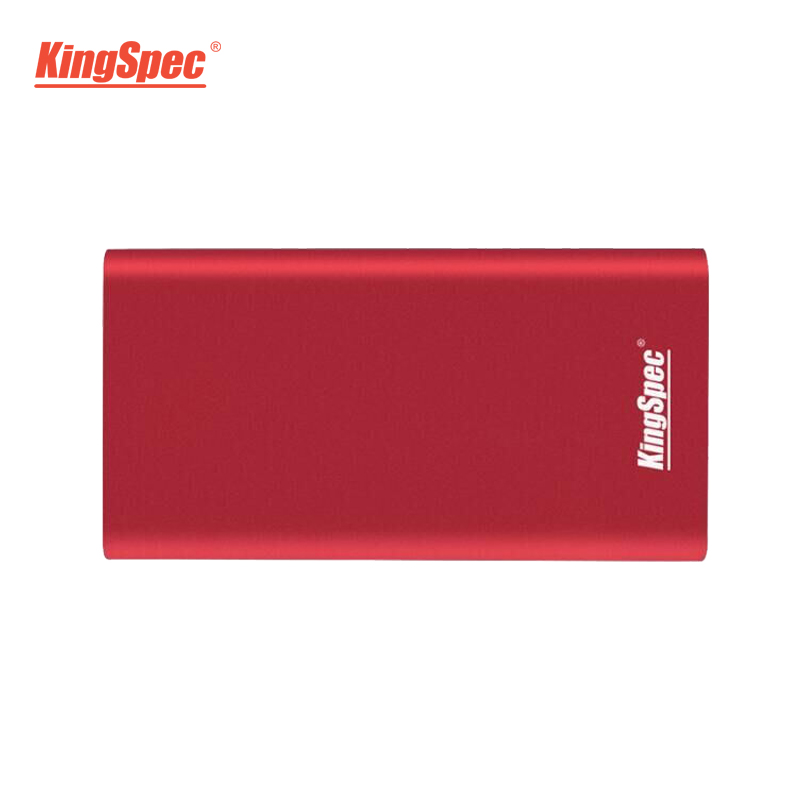 Z3-256 KingSpec Externe Portable SSD Disque Dur 256 gb USB 3.1 Type-c Solide State Disk Usb 3.0 - 3