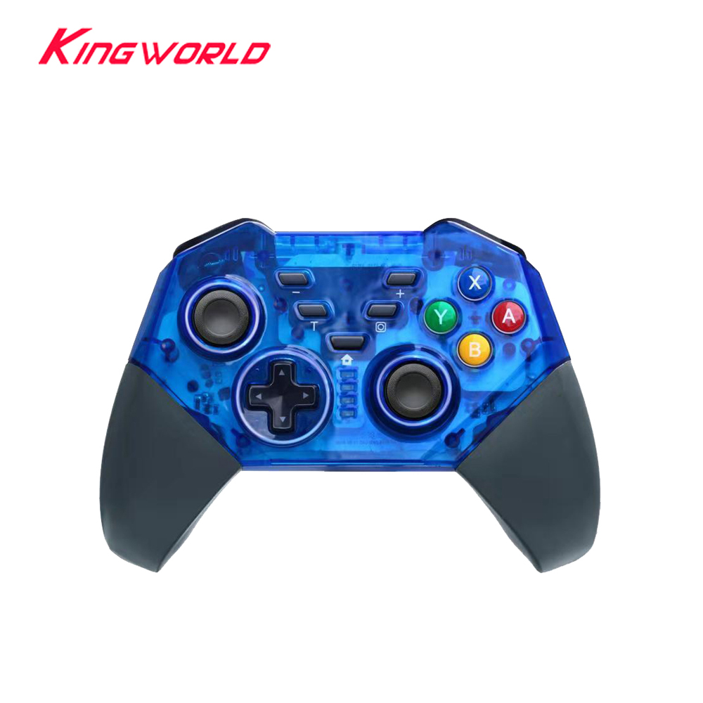 10pcs New Bluetooth Wireless Gamepad game Controller for s-w-i-t-c-h Console Controle Joystick game handle For PC/Android