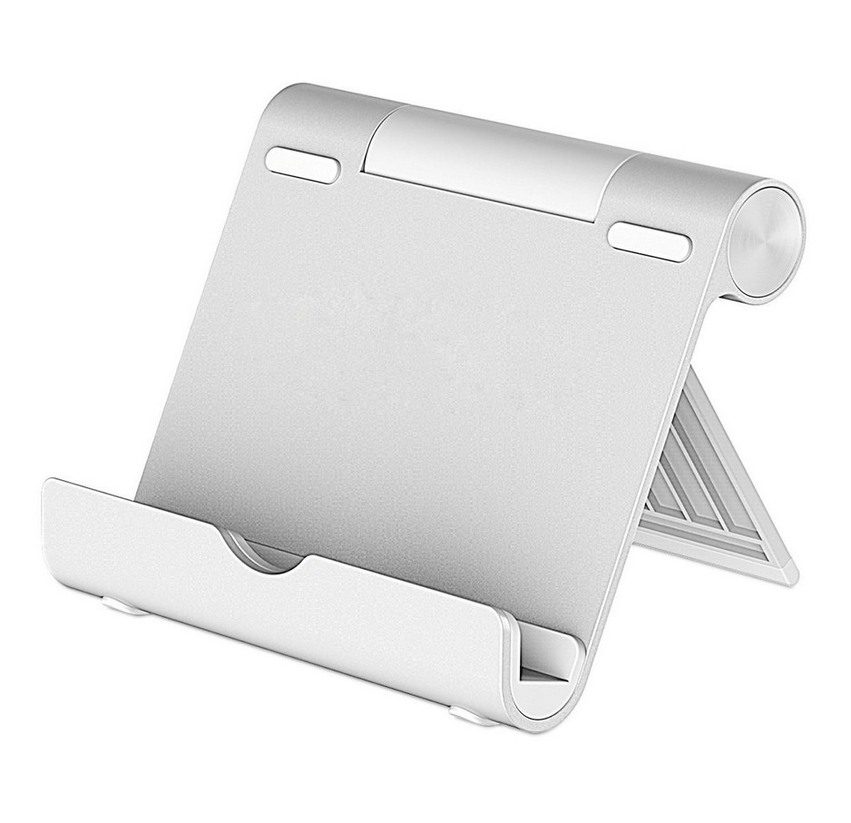 tablet Stand Adjustable Multi-Angle Mini Portable Aluminum Tablet pad Stand For Phone ipad samsung aluminum alloy abs plastic multi functional holder adjustable stand table mounts for ipad tablet