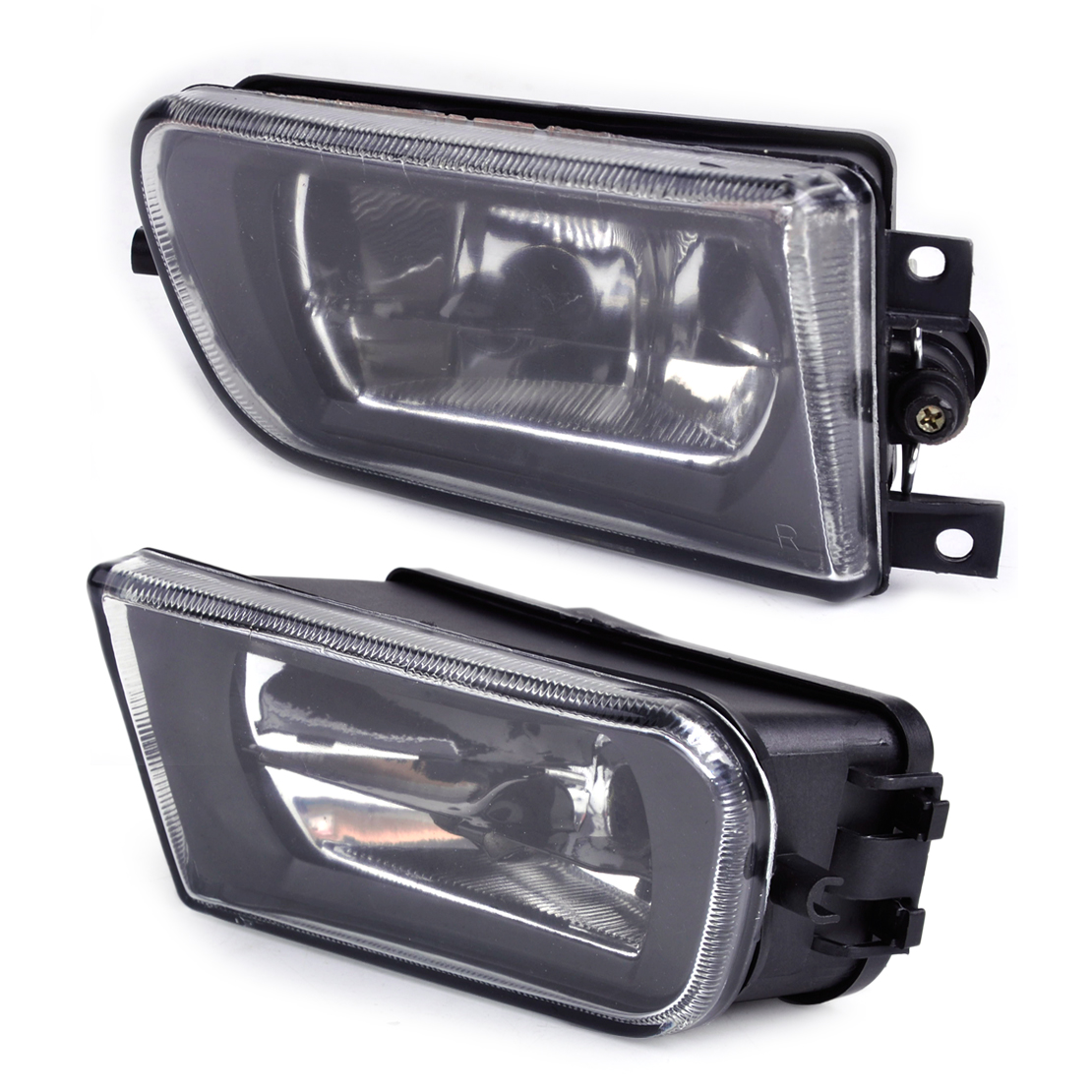 DWCX 63178360575, 63178360576 22pcs Fog Light Lamp for BMW E36 Z3 E39 5 Series 528i 540i 535i 1997 1998 1999 2000 2pcs right left fog light lamp for b mw e39 5 series 528i 540i 535i 1997 2000 e36 z3 2001 63178360575 63178360576