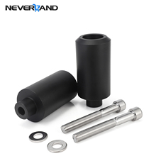 Frame Sliders Falling Crash Engine Protector for Yamaha FZ1 2006-2008 2007 Motorcycle Accessories Black D30