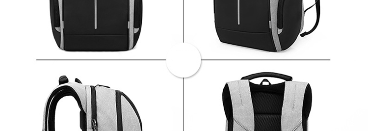 KAKA Brand Cool Fashion School Backpack for Boys Girls Large Capacity Laptop Backpack High Quality Travel Men's Casual Bags