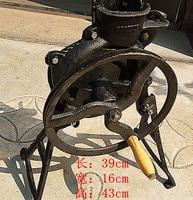 Household small manual corn sheller hand maize thresher machine