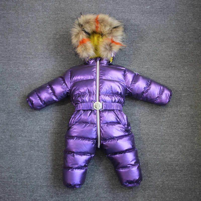 Orangemom -40 разработан зимний комбинезон для девочек одежда, От 1 до 4 лет b6c06adda34