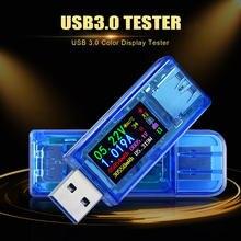 Высокое 1 шт at34 usb30 тестер ips hd цветной экран напряжение