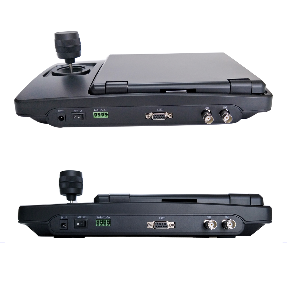 Image 5 - Video Conference Camera System Kit 2MP 1080P HDSDI SDI IP 20X HD Onvif Video Live Media Cam + 8inch TFT LCD Keyboard controller-in Surveillance Cameras from Security & Protection