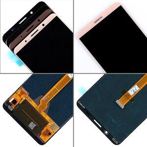 Image 5 - Huawei Mate 10 Pro 6.0 calowy wyświetlacz LCD 2160*1080 ekran dotykowy Digitizer Assembly 100% testowana rama z bezpłatnym narzędziem i szkłem