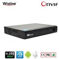 CCTV Security IP Camera 4CH 8CH NVR 4MP H 265 Network Video Recorder HDMI VGA Video