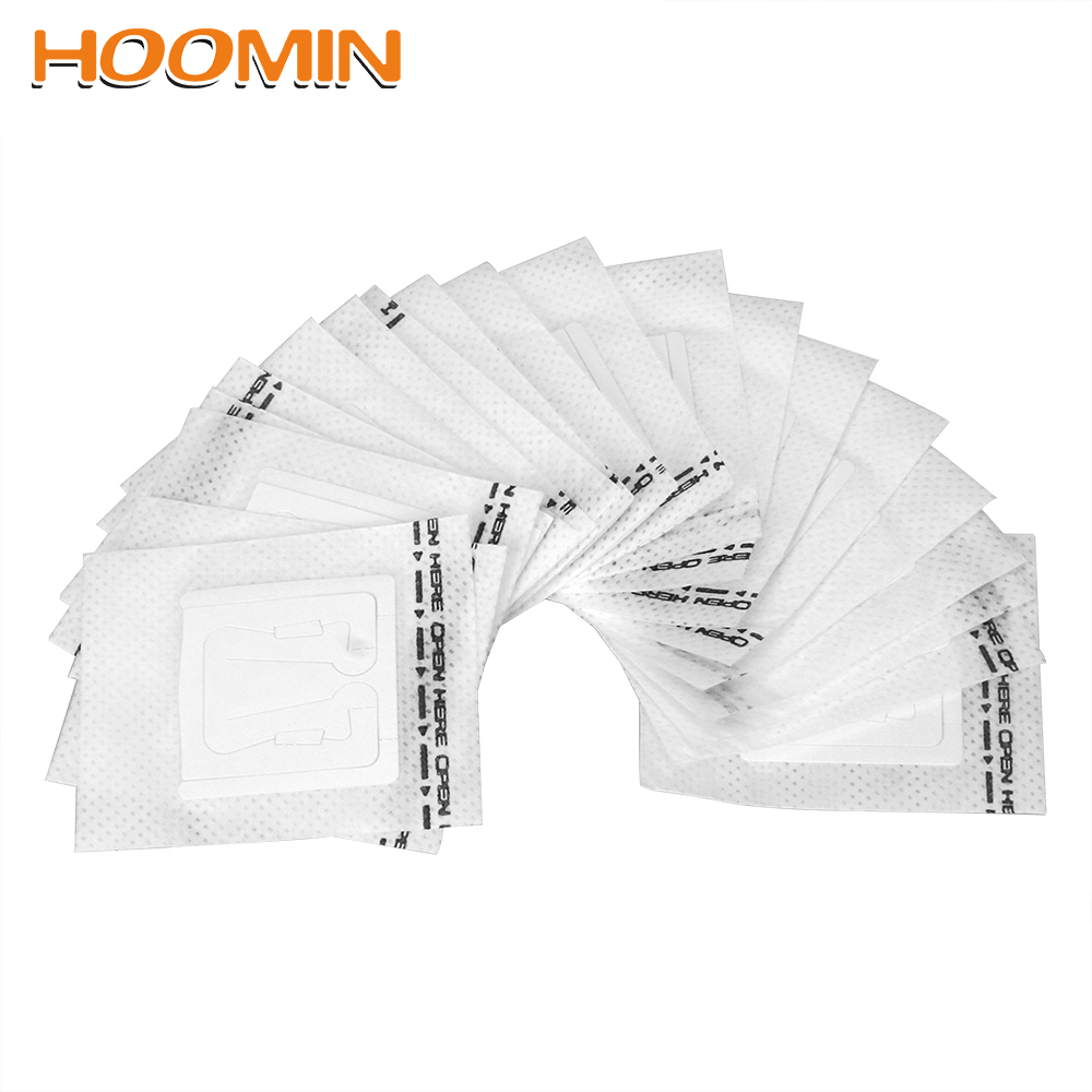 HOOMIN Coffeeware Coffee Filters Paper Tea Bag Strainer Hanging Ear Style Green Tea Infuser Drip Coffee Filter Bag 50Pcs/Bag