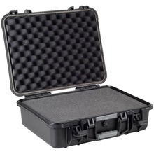 High quality outdoor use modified pp material suitcase for E