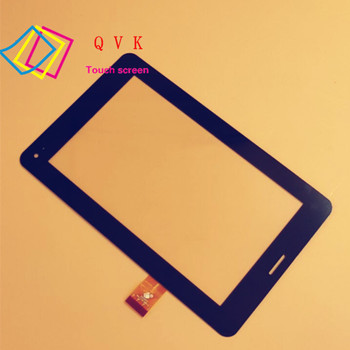 "50pcS Orignal  New 7"" tablet TPC1219 Ver1.0 TPC0533 touch screen panel  Digitizer Glass sensor noting size and color"
